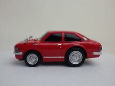 "TOYOTA 2nd COROLLA  Red  Pull Back Car  L11cm(4.4"") TOYOTA COROLLA Store NEW"