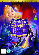SLEEPING BEAUTY: 2 DISC PLATINUM EDITION (R2 DVD) GENUINE UK  DISNEY RELEASE