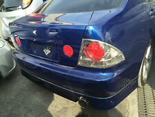JDM TOYOTA ALTEZZA SXE10 IS300 4DOOR SEDAN REAR BUMPER LIP SPOILER OEM