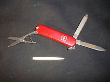 Victorinox Rostfrei Switzerland Multi-Tool Knife Blade File Scissors Toothpick