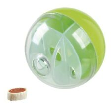Pet Cat Kitten Snack Treat Ball Feeding Dispenser Toy Boredom Breaker by Trixie
