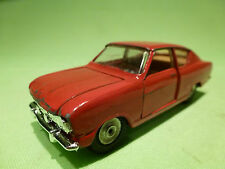 GAMA MINI-MOD 9650 OPEL KADETT COUPE 1:45 - RED - IN FAIR CONDITION