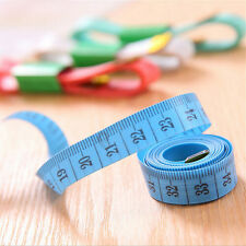 """5pcs 1.5M 60"""" Flat Tape Measure for Tailor Sewing Cloth Body Measuring Ruler 28"""