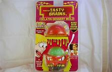 Rare Monster Tasty Brains Gelatin Dessert Mold Imagi-Toy Devil Brain MB-806 c34