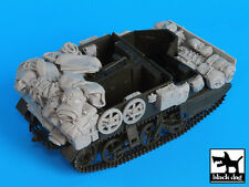 Blackdog Models 1/35 BREN CARRIER ACCESSORIES SET Resin Set