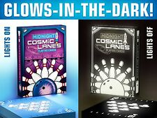 GLOW-IN-THE-DARK (Cosmic Lanes Deck) Edition Playing Cards