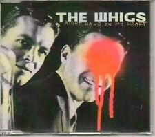 (AC842) The Whigs, Right Hand On My Heart - DJ CD