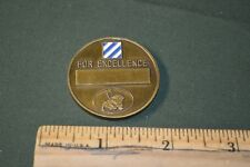 For Excellence Air Defence Artillery Challenge Coin