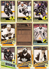 2012-13 OPC O-Pee-Chee Los Angeles Kings Complete Team Set w/ RC & Legend (21)