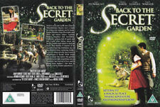 BACK TO THE SECRET GARDEN DVD NEW CHILDRENS FILM MOVIE XMAS GIFT PRESENT