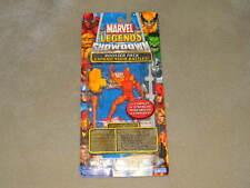 ToyBiz Marvel Universe Legends Showdown Human Torch Pack New Rare HTF Game