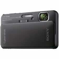 Sony Cyber-shot DSC-TX10 16.2 MP Digital Camera - Black