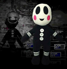 "100% Hot FNAF Puppet Five Nights at Freddy's Marionette Clown Plush Toy 13"" W2"