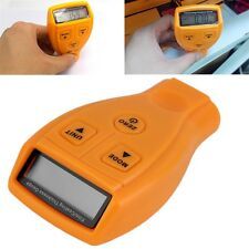 Digital Automotive Coating Ultrasonic Paint Iron Thickness Gauge Meter Tool #S