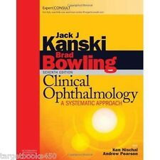 Clinical Ophthalmology by KANSKI 7th ed Expert Consult Title: Online + Print