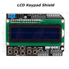 Nouveau Keypad Shield 1602 LCD Pr Arduino Robot Expansion Board UNO R3 MEGA 2560