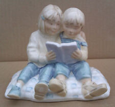 WEDGWOOD FIGURINE - ONCE UPON A TIME - MOMENTS IN TIME