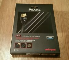 AudioQuest PEARL 8 FT HDMI Cable