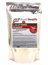 4 oz. L-Glutamine Amino Acid Free Form Kosher Pharmaceutical Pure Protein Powder