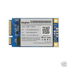 F9M mSATA mini PCIe 512GB Kingfast SSD For Lenovo HP laptop intel samsung