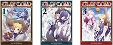 Clay Lord Master of Golems ( Vol. 1-3 ) English Manga Graphic Novels lot New