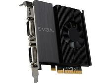 EVGA GT 710 1GB DDR3 64-bit Single Slot, Dual DVI 01G-P3-2716-RX
