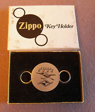 Rare Vintage Zippo Lighter Key Chain Roadrunner Keychain Road Runner NOS
