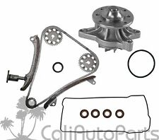 00-06 Toyota Celica GTS Corolla XRS 1.8L 2ZZGE GASKET TIMING SET WITH WATER PUMP