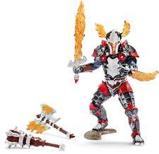Schleich Eldrador Dragon Knight Hero with 3 Weapons Figure 70122