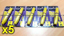 5 Maybelline The Colossal Volum Express Mascara 230 glam black (RRP $99.75)