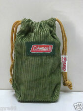 MRE * Coleman - Coca-Cola Draw String Pouch #4 – Green
