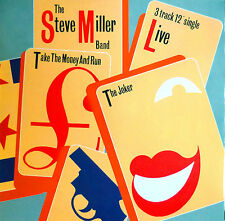 "The Steve Miller Band - The Joker - 12"" Maxi - C061 - Live - washed & cleaned"