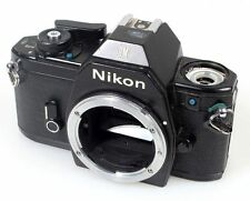NIKON 35MM FILM SLR BODY (FOR PARTS)