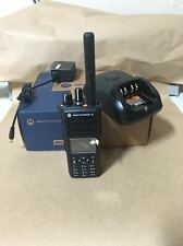 Motorola MOTOTRBO XPR 7550 Two Way Radio