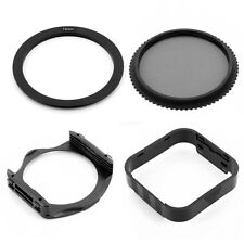72mm Adapter Ring,CPL Filter + P-Holder + Hood fo Cokin P Series System,US selle