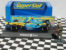Superslot Renault F1 Team # 5 h2649 1,32 fuera BNIB