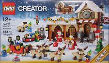 LEGO Creator Winter 10245 Weihnachtliche Werkstatt Santa's Workshop  NEU NEW