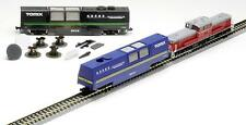 Tomix N 976425 Rail Cleaning wagon/Track Cleaning Car Blue New