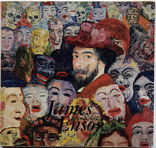James Ensor; Published by Belgium and Japanese Ministries of Culture