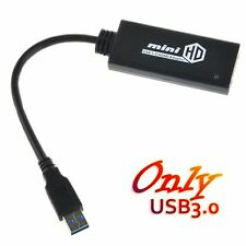 NEW USB 3.0 To HDMI 1080P HD Video Adapter Converter for PC Laptop US Seller FAI