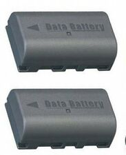 2 BN-VF808U BN-VF808 Batteries for JVC GZ-HD300 GZ-HD320 GZ-HM1 GZ-HM200 HM400