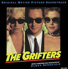 The Grifters Elmer Bernstein OST Soundtrack Cassett NEW