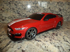 2017 Ford Mustang Shelby GT350R PROMO 1:25 Scale plastic Race Red auto show
