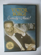 VICTOR BORGE - COMEDY IN MUSIC! DVD NEW SEALED