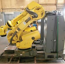 FANUC R2000iA 210F Robot with RJ3iB Controller - Fully Refurbished