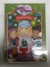 Holly Hobbie  Friends - Christmas Wishes (DVD, 2007, Full Frame) *NEW*