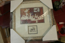 Disney Auctions - 101 Dalmatians Framed pin