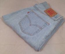 Men's Levis 590 04 Jeans Retro Vintage Red Tab Blue W:36 L:32 Rare