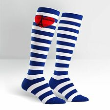 Sock It To Me Women's Funky Knee High Socks - Bonjour Mes Amis