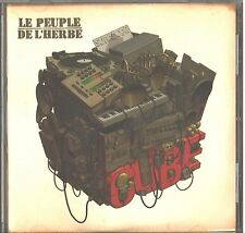CD Import - Le Peuple De L'Herbe - Cube - UPC 4601250329307
